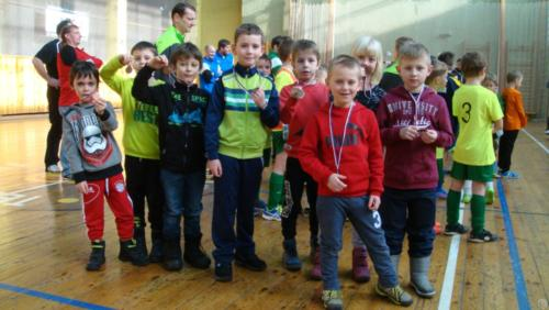 Turnaj nejmladších přípravek Rakovník – 29.1.2017